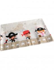 Toalha de plástico Pirata