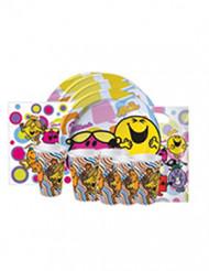 Kit de aniversário Mr. Men and Little Miss™ 25 peças