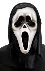 Máscara fantasma assassino luminoso adulto