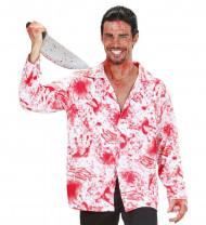 Camisa sangrenta adulto