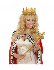 Cetro royal dourado