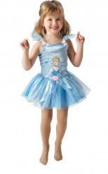 Disfarce de bailarina Cinderela™ para menina