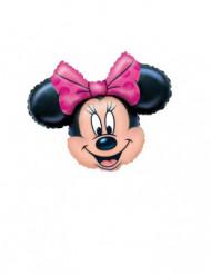 Balão de alumínio rosto Minnie™