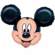 Balão alumínio rosto Mickey Mouse™