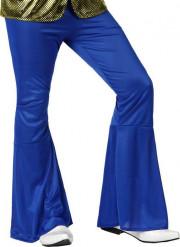 Calças Disco em azul escuro para homem