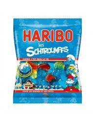 Saco de gomas estrunfes Haribo™ 120 g