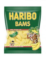 Saco de gomas banana Haribo™ 120 g