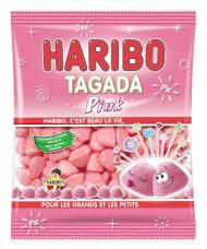 Saco de gomas Tagada Pink