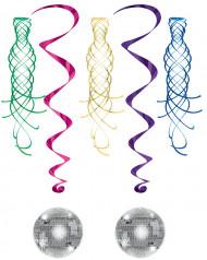 Decorações para pendurar Bola de discoteca