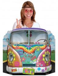 Foto Cenário carro hippie