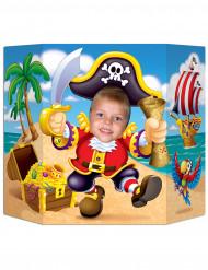 Passa cabeça pirata