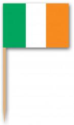 12 Palitos bandeira da Irlanda