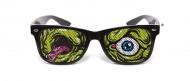 Óculos humorísticos Zombie Boolox