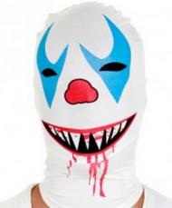 Máscara Morphsuits™ Palhaço assassino