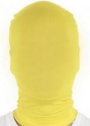 Máscara Morphsuits™ Amarela