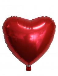 Balão aluminio coração