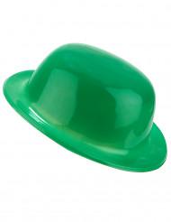 Chapéu coco verde adulto