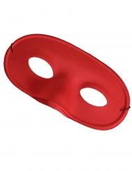 Mascarilha vermelha para criança