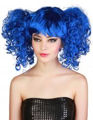 Peruca azul