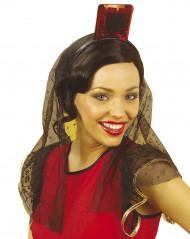 Bandolete espanhola mulher