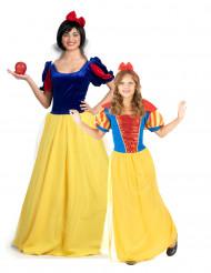Disfarce Princesa Mãe e filha