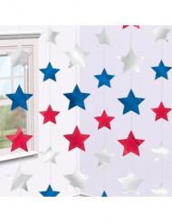 6 decorações a suspender USA