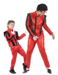 Disfarce casal estrela da Pop pai e filho