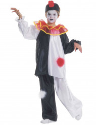 Disfarce Pierrot menino