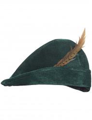 Chapéu de Robin dos Bosques para adulto