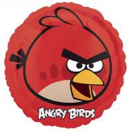 Balão alumínio Angry Birds™ vermelho