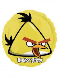 Balão alumínio amarelo Angry Birds™