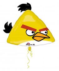 Balão alumínio Angry Birds™ amarelo