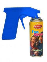 Pistola de Plástico para sprays de serpentinas