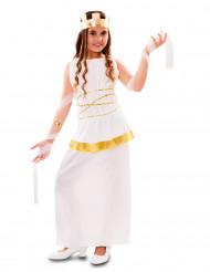 Disfarce deusa grega menina