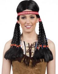 Peruca de indía mulher