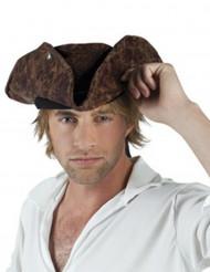 Chapéu de pirata adulto