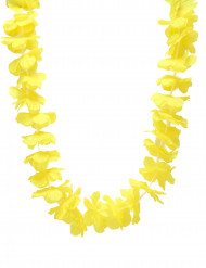 Colar Hawai amarela