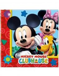 20 Guardanapos de papel Mickey Mouse™