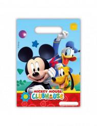 6 sacos de festa Mickey Mouse™