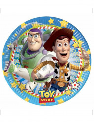8 Pratos Toy Story Star Power™