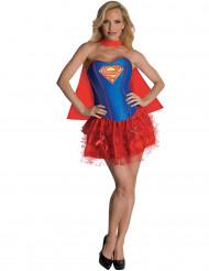 Disfarce de Supergirl™ sexy mulher