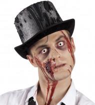 Chapéu alto zombie adulto