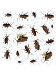 Adesivos insetos