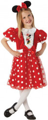 Disfarce Minnie Disney menina™