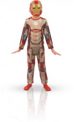 Disfarce Iron Man 3™ menino