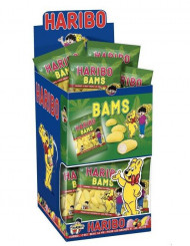 Mini saco de gomas banana Haribo™