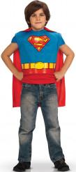 Plastrão com capa Superman™ menino