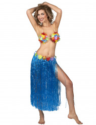 Saia havaiana azul adulto