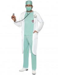 Disfarce doctor para homem