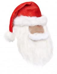 Gorro de Natal com barba
